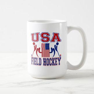 USA Field Hockey Coffee Mug