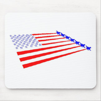 USA Fighters Mouse Pad