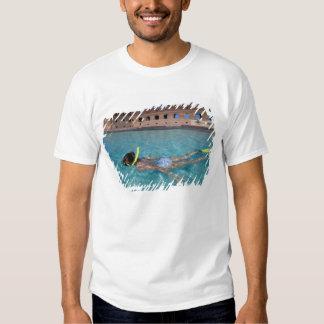 USA, FL, Florida Keys, Fort Jefferson, 1846, Shirts