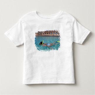 USA, FL, Florida Keys, Fort Jefferson, 1846, Toddler T-shirt