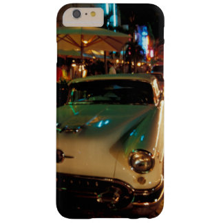 USA, FL, Miami, South Beach at night. 2 Barely There iPhone 6 Plus Case