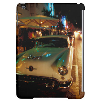 USA, FL, Miami, South Beach at night. 2 Cover For iPad Air