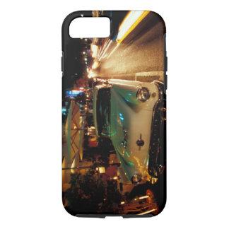 USA, FL, Miami, South Beach at night. 2 iPhone 8/7 Case