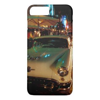 USA, FL, Miami, South Beach at night. 2 iPhone 8 Plus/7 Plus Case