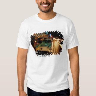 USA, FL, Miami, South Beach at night. 2 Shirt