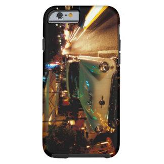USA, FL, Miami, South Beach at night. 2 Tough iPhone 6 Case