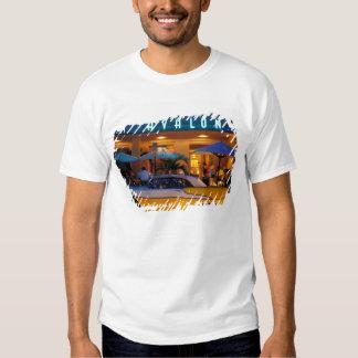 USA, FL, Miami, South Beach at night. Shirt