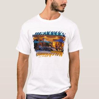 USA, FL, Miami, South Beach at night. T-Shirt