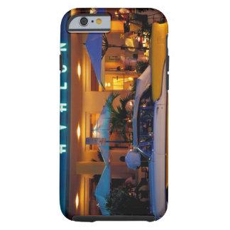 USA, FL, Miami, South Beach at night. Tough iPhone 6 Case