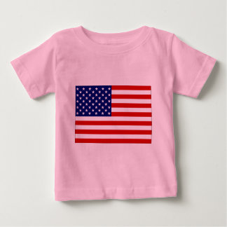 USA FLAG! 4th of july Baby T-Shirt