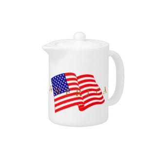 USA Flag -  America
