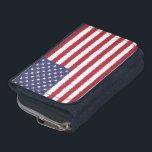 "USA Flag American Patriotic Denim Wallet<br><div class=""desc"">USA Flag American Patriotic Denim Wallet</div>"