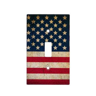 USA Flag Americana Premium Light Switch Cover