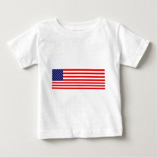 usa flag baby T-Shirt