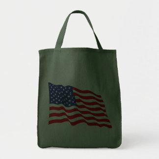 USA - Flag Bags