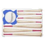 USA Flag Baseball Theme Case For The iPad Mini