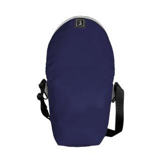USA Flag Blue Royal Blue Deep Blue Courier Bag