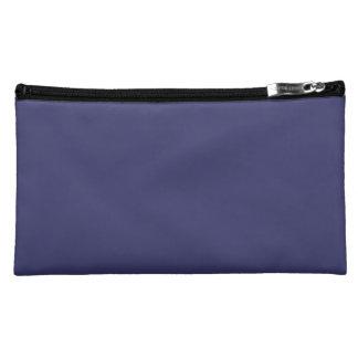 USA Flag Blue Royal Blue Deep Blue Makeup Bag