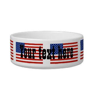 USA flag Bowl