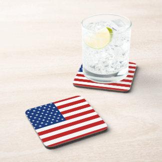 USA Flag Coaster