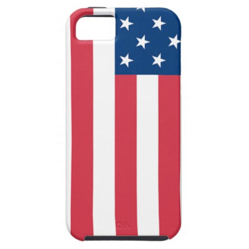 USA FLAG - Copy.png iPhone 5 Covers