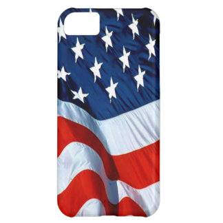 USA FLag Cover For iPhone 5C