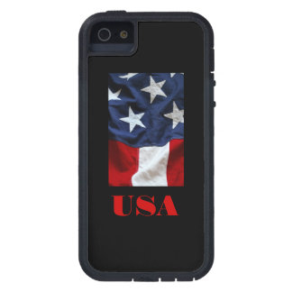 USA FLAG DESIGN  iPHONE 5 Cover For iPhone 5