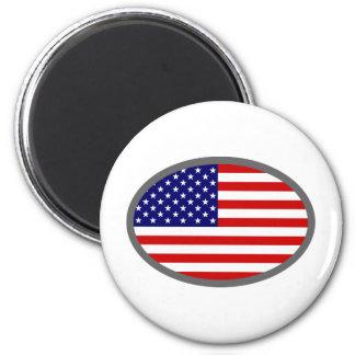USA Flag Design! Magnet