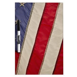 USA FLAG Dry-Erase BOARD