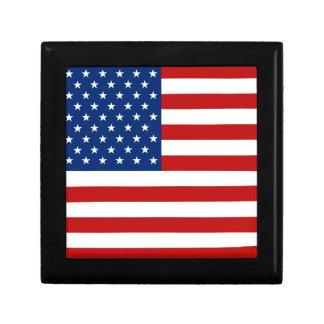 USA Flag Gift Box