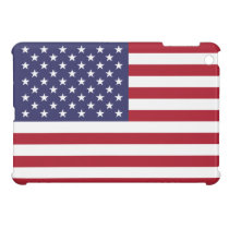 USA Flag iPad Mini Case