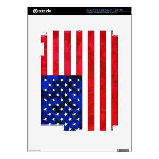 USA FLAG iPad Skin