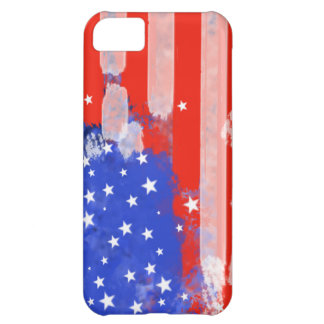 USA flag iPhone 5C Cover