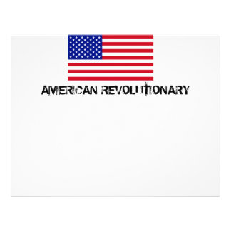 USA-Flag-Large, AMERICAN REVOLUTIONARY Letterhead