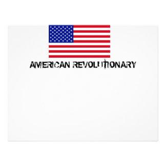 USA-Flag-Large, AMERICAN REVOLUTIONARY Letterhead