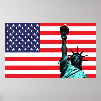 USA_flag_liberty_big Print