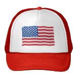 USA Flag Mesh Hats