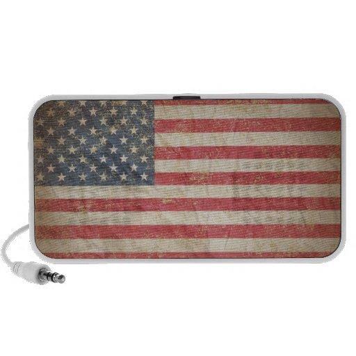 USA Flag Mini Speaker