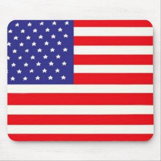 USA FLAG - Mouse PAD