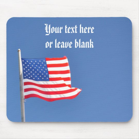 USA Flag - mousepad