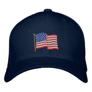 USA Flag NBG Cap