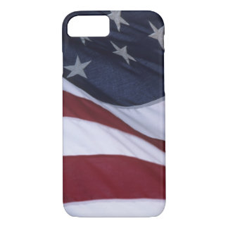 USA flag, North Carolina, USA iPhone 7 Case