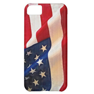 USA Flag - Old Glory American Pride iPhone 5C Case
