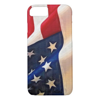 USA Flag - Old Glory American Pride iPhone 7 Case