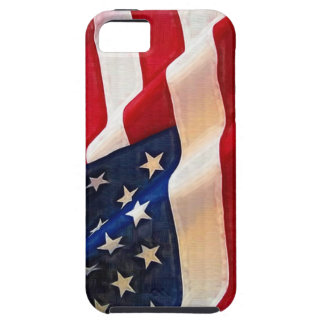USA Flag - Old Glory American Pride iPhone SE/5/5s Case