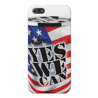 USA flag on soda can for iPhone 4iP iPhone 5 Case