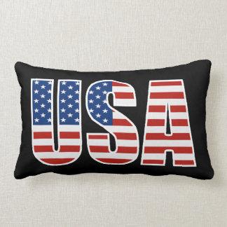 USA Flag Pillow