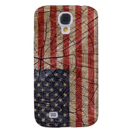 USA Flag Samsung Galaxy S4 Cases