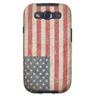 USA Flag Samsung Galaxy SIII Case