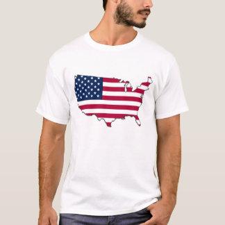 USA Flag - Shirt